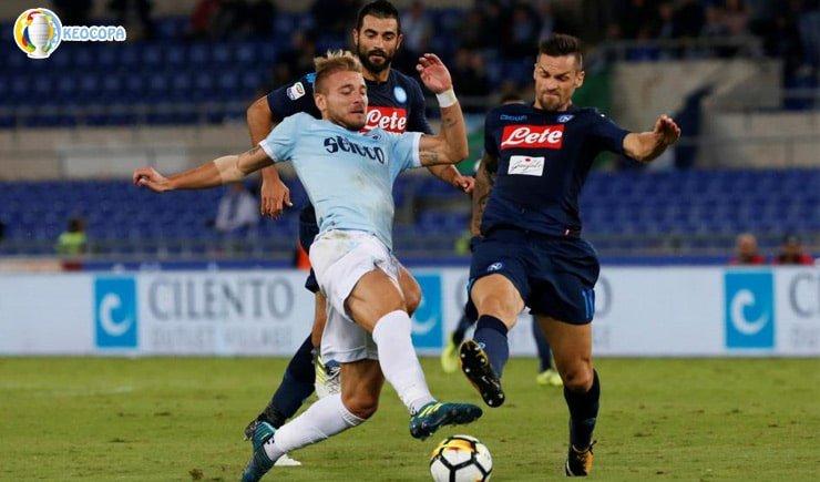 Soi kèo tỷ số bóng đá Napoli vs Lazio