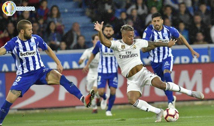Soi kèo tỷ số bóng đá Real Madrid vs Deportivo Alaves