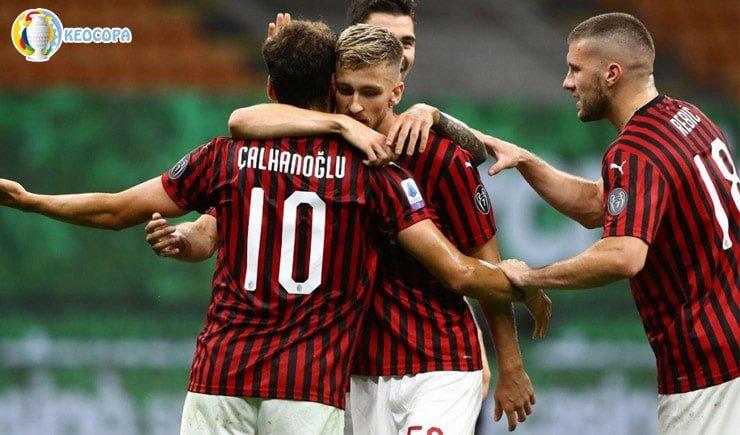 Soi kèo tỷ số bóng đá Sampdoria vs AC Milan