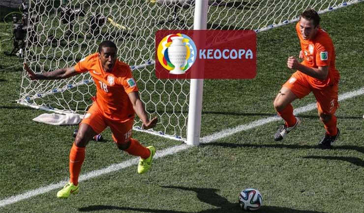 ngôi sao tuyển Hà Lan tại World Cup 2014