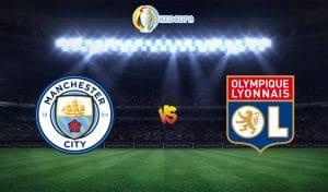 Soi kèo trận đấu bóng đá Manchester City vs Lyon