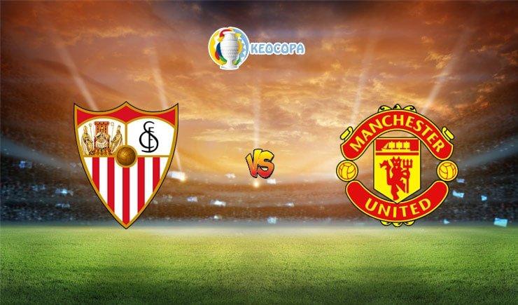 Soi kèo trận đấu bóng đá Sevilla vs Man United