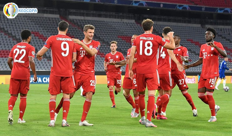 Soi kèo tỷ số bóng đá Barcelona vs Bayern Munich