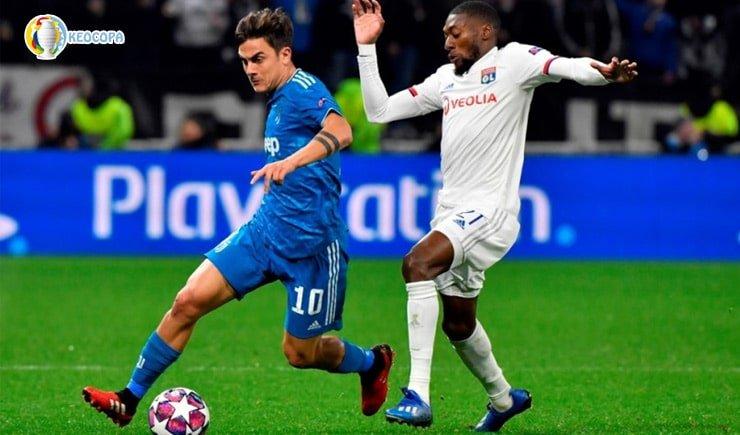 Nhận định tỷ số bóng đá Juventus vs Lyon