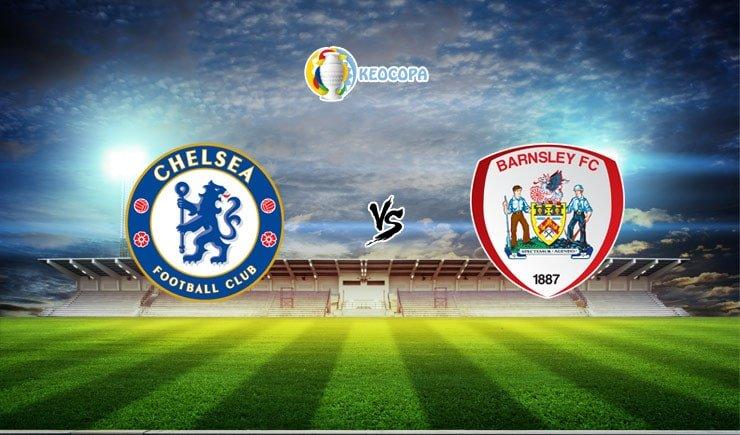Soi kèo trận đấu bóng đá Chelsea vs Barnsley