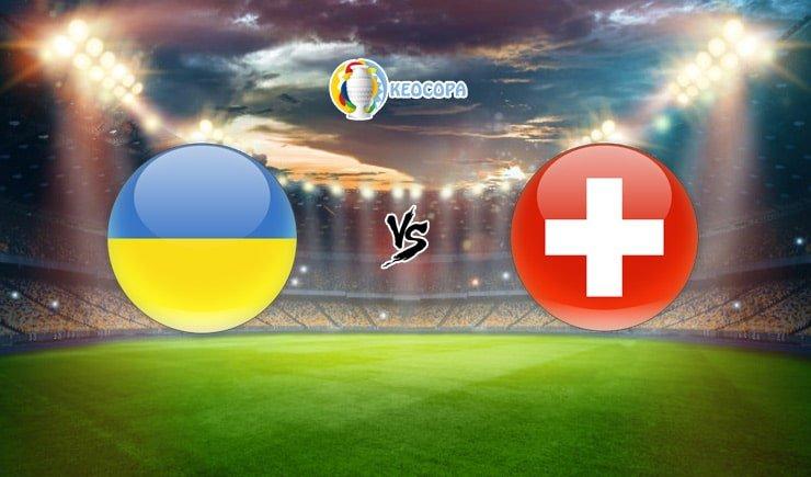 Soi kèo trận đấu bóng đá Ukraine vs Thụy Sĩ