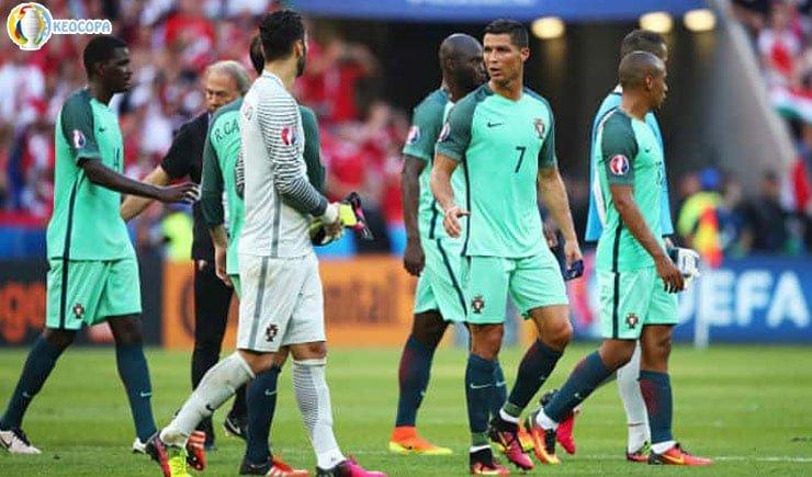 Soi kèo tỷ số bóng đá Bồ Đào Nha vs Croatia