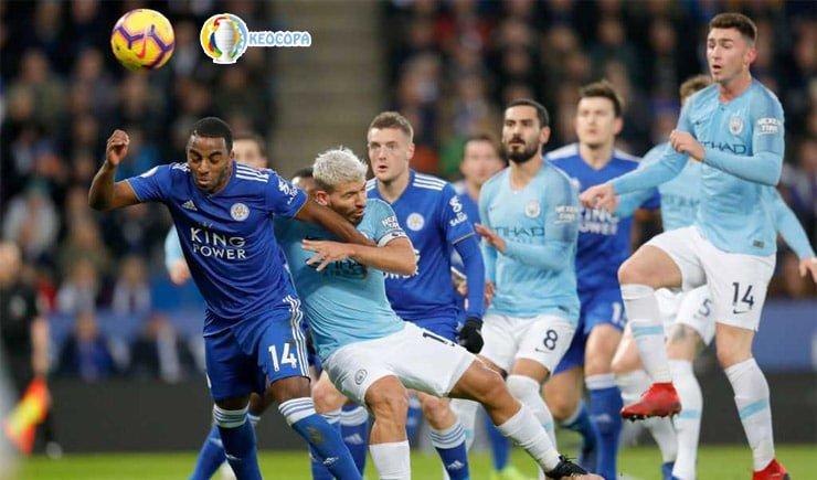 Soi kèo tỷ số bóng đá Manchester City vs Leicester City