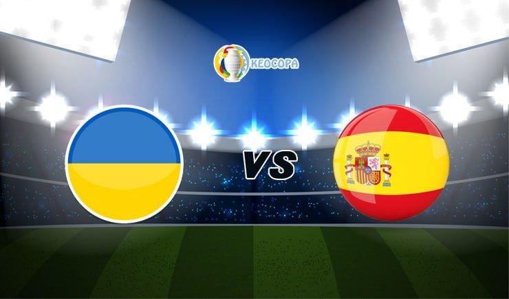 Soi kèo nhà cái W88 trận Ukraine vs Tây Ban Nha, 01h45 - 14/10