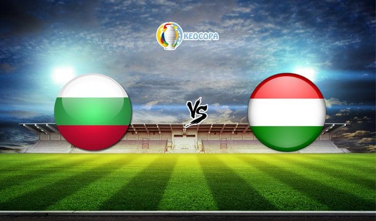 Soi kèo trận đấu bóng đá Bulgaria vs Hungary