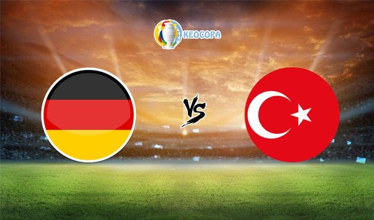 Soi kèo trận đấu bóng đá Đức vs Thổ Nhĩ Kỳ