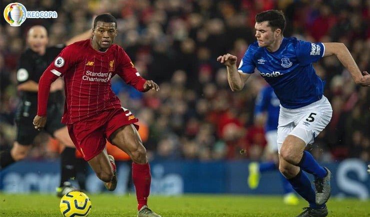Soi kèo tỷ số bóng đá Everton vs Liverpool