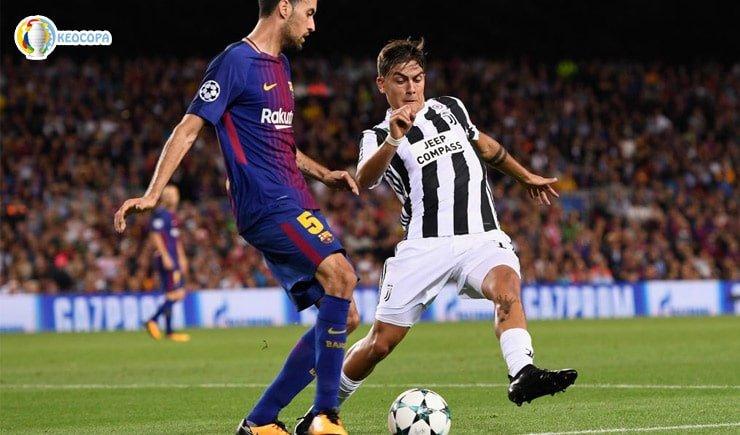 Soi kèo tỷ số bóng đá Juventus vs Barcelona