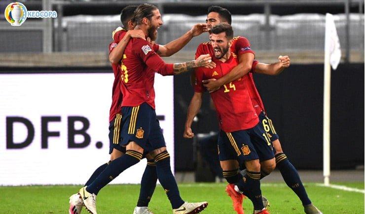 Soi kèo tỷ số bóng đá trận Ukraine vs Tây Ban Nha, 14/10/2020