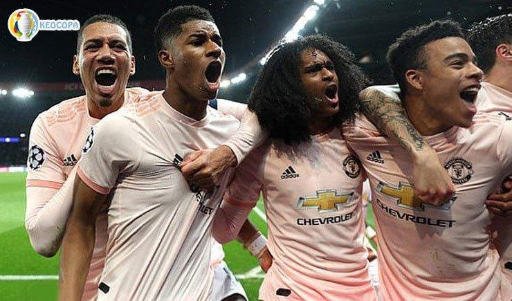 Soi kèo tỷ số nhà cái trận PSG vs Manchester United, 02h00 - 21/10/2020