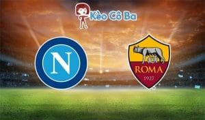 Soi kèo nhà cái 188BET trận Napoli vs AS Roma, 02h45 – 30/11/2020
