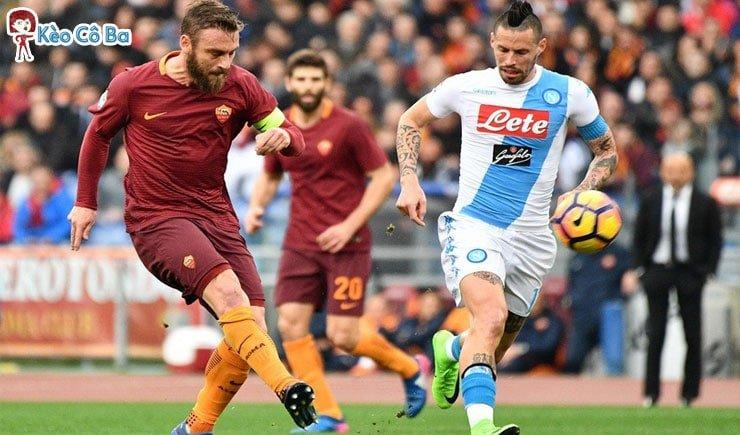 Soi kèo nhà cái trận Napoli vs AS Roma, 30/11/2020