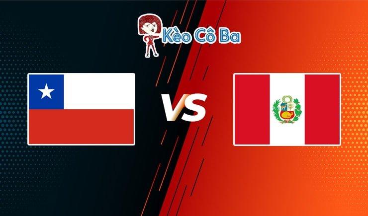 Soi kèo tỷ số W88 trận Chile vs Peru, 06h00 – 14/11/2020