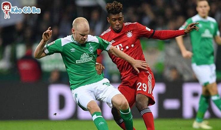 Soi kèo tỷ số bóng đá trận Bayern Munich vs Werder Bremen, 21/11/2020