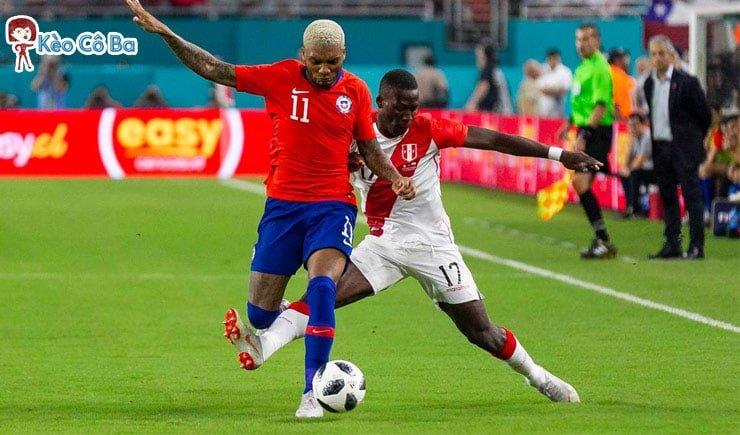 Soi kèo tỷ số bóng đá Chile vs Peru, 06h00 - 14/11/2020