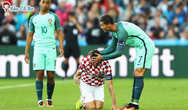Soi kèo tỷ số bóng đá trận đấu giữa Croatia vs Bồ Đồ Nha ngày 18/11/2020