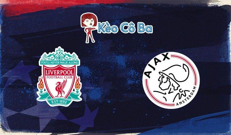 Soi kèo tỷ số nhà cái trận Liverpool vs Ajax, 03h00 – 02/12/2020