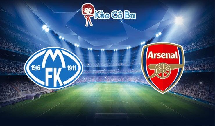 Soi kèo tỷ số trận Molde FK vs Arsenal, 00h55 – 27/11/2020