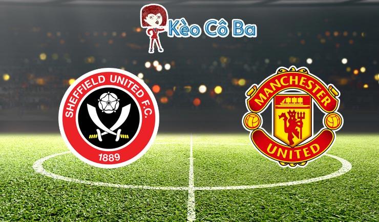 Soi kèo nhà cái 12BET trận Sheffield vs Man United, 03h00 – 18/12