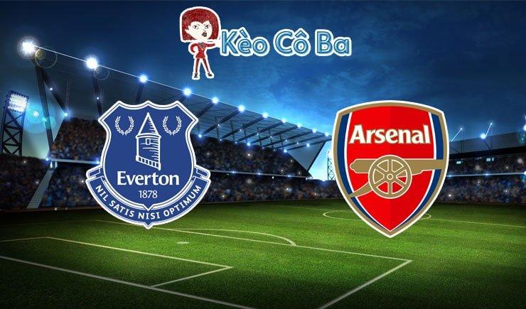 Soi kèo nhà cái FB88 trận Everton vs Arsenal, 00h30 – 20/12/2020