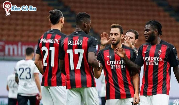 Soi kèo nhà cái trận AC Milan vs Celtic, 00h55 – 04/12/2020