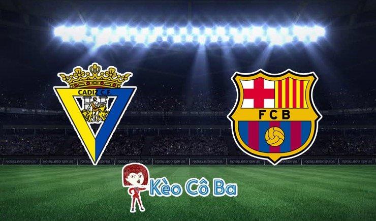 Soi kèo nhà cái VN88 trận Cadiz CF vs Barcelona, 03h00 – 06/12