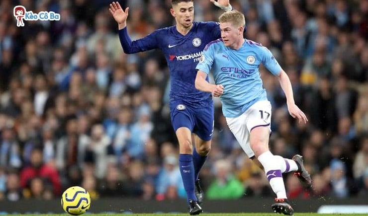 Soi kèo nhà cái trận Chelsea vs Manchester City, 23h30 – 03/01/2021