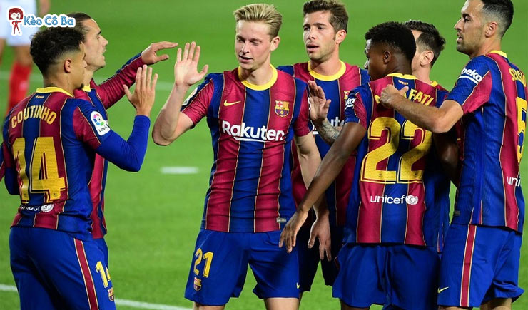 Soi kèo nhà cái trận SD Huesca vs Barcelona, 03h00 – 04/01/2021