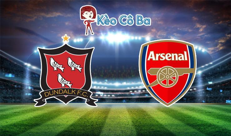 Soi kèo tỷ lệ nhà cái trận Dundalk vs Arsenal, 00h55 – 11/12/2020