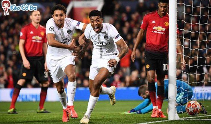 Soi kèo tỷ số bóng đá trận Manchester United vs PSG, 03/12/2020