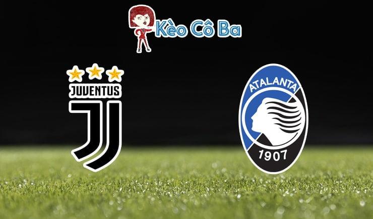 Soi kèo tỷ số nhà cái trận Juventus vs Atalanta, 00h30 – 17/12/2020