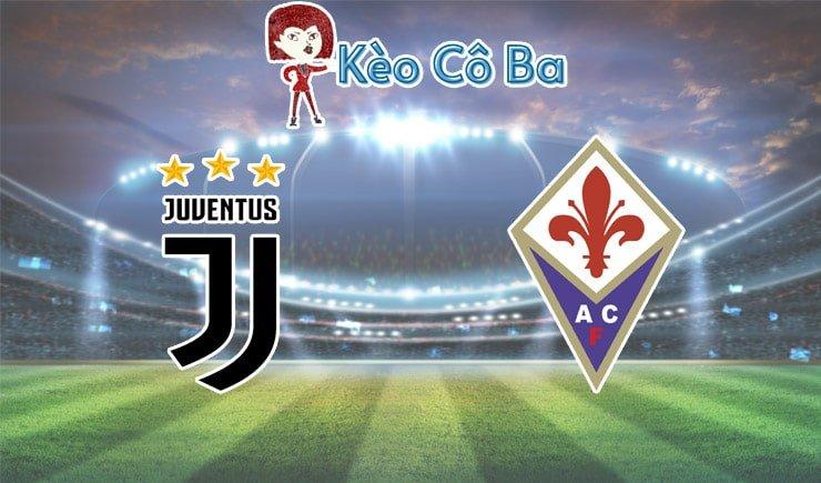 Soi kèo tỷ số nhà cái trận Juventus vs Fiorentina, 02h45 – 23/12