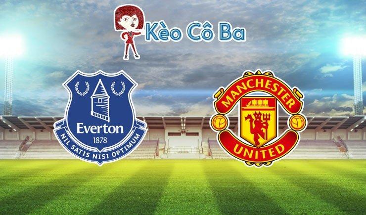 Soi kèo tỷ số trận Everton vs Manchester United, 03h00 – 24/12