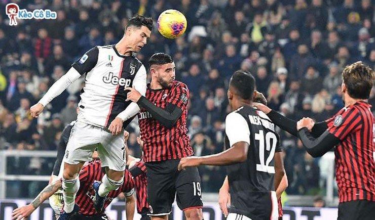 Soi kèo nhà cái trận AC Milan vs Juventus, 02h45 – 07/01/2021