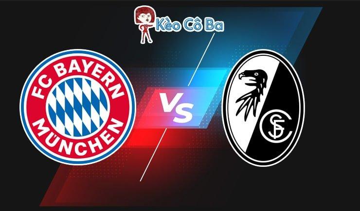 Soi kèo nhà cái trận Bayern Munich vs SC Freiburg, 21h30 – 17/01