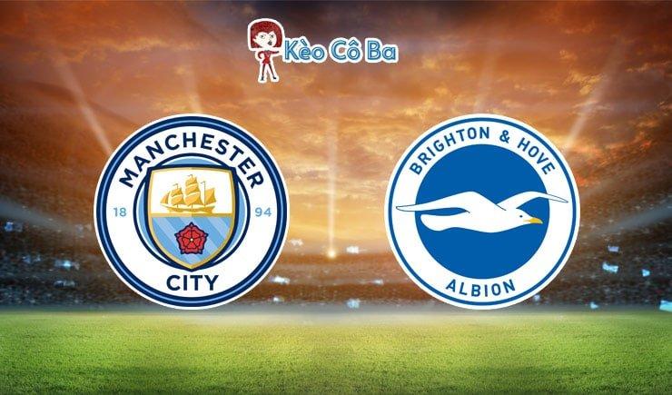 Soi kèo nhà cái trận Manchester City vs Brighton, 01h00 – 14/01