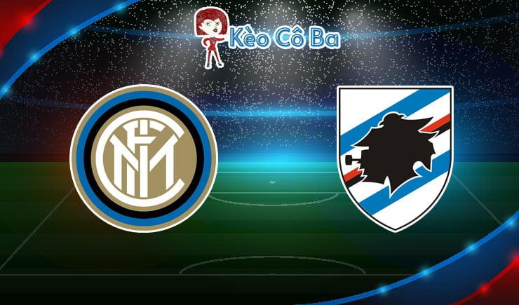 Soi kèo tỷ số trận Sampdoria vs Inter Milan, 21h00 – 06/01/2021