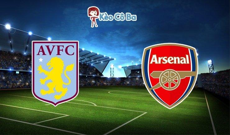Soi kèo nhà cái trận Aston Villa vs Arsenal, 19h30 – 06/02/2021
