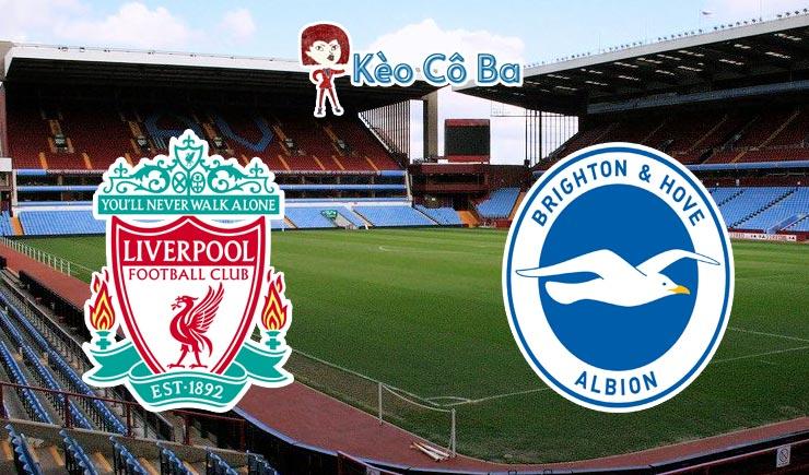 Soi kèo nhà cái trận Liverpool vs Brighton, 03h15– 04/02/2021