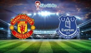 Soi kèo nhà cái trận Manchester United vs Everton, 03h00 – 07/02/2021