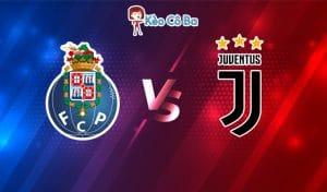 Soi kèo nhà cái trận Porto vs Juventus, 03h00 – 18/02/2021