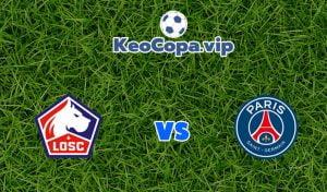soi kèo Lille OSC vs PSG