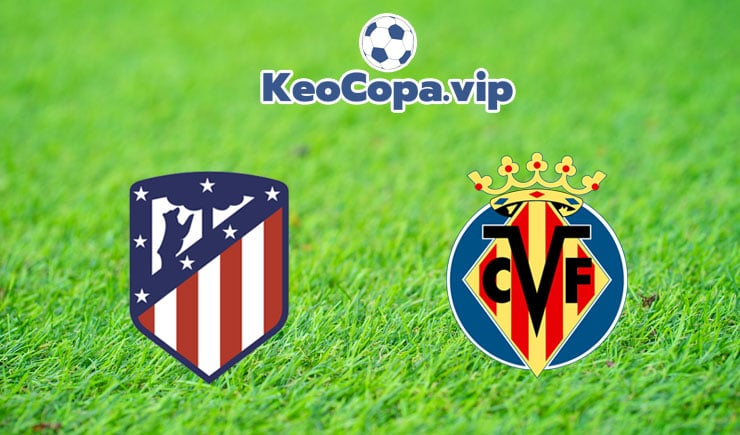soi kèo Atletico Madrid vs Villarreal
